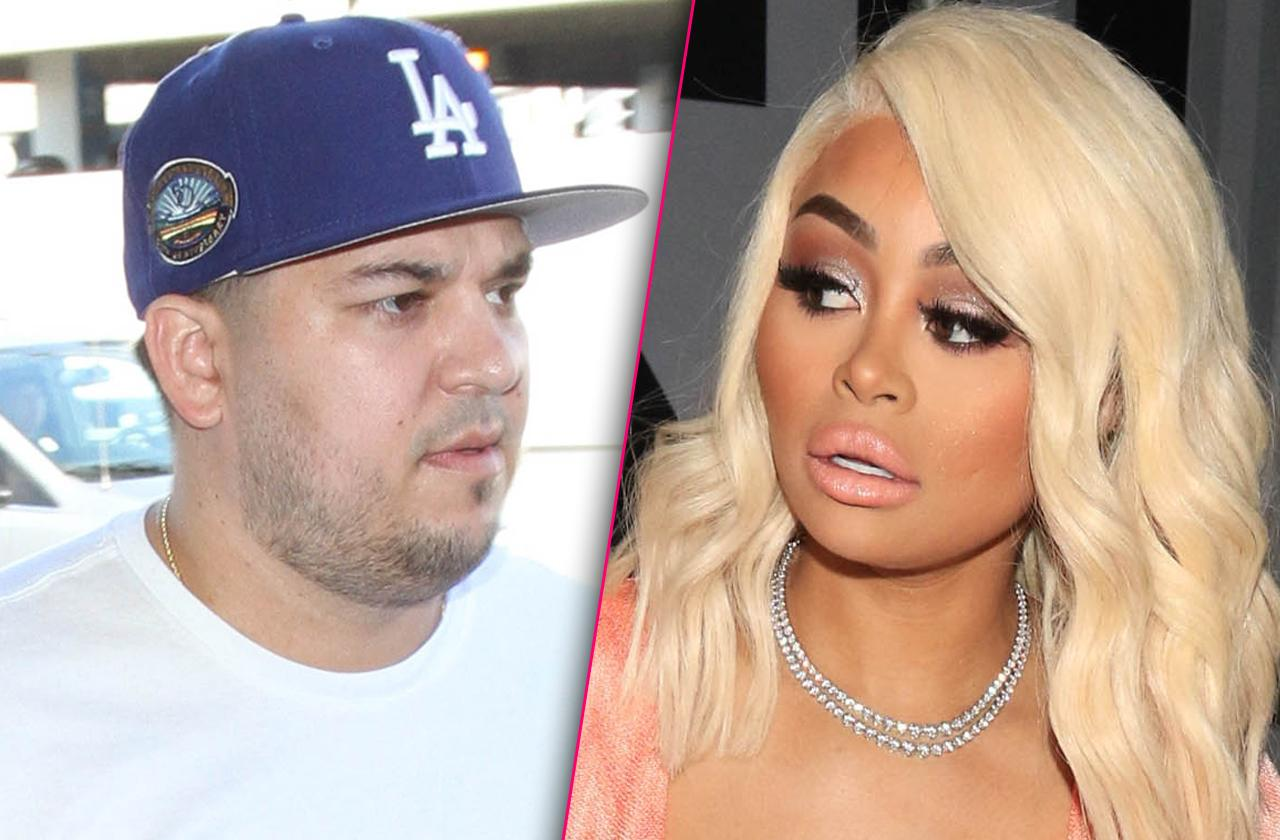 Rob Kardashian Not Offering Blac Chyna Money Settlement