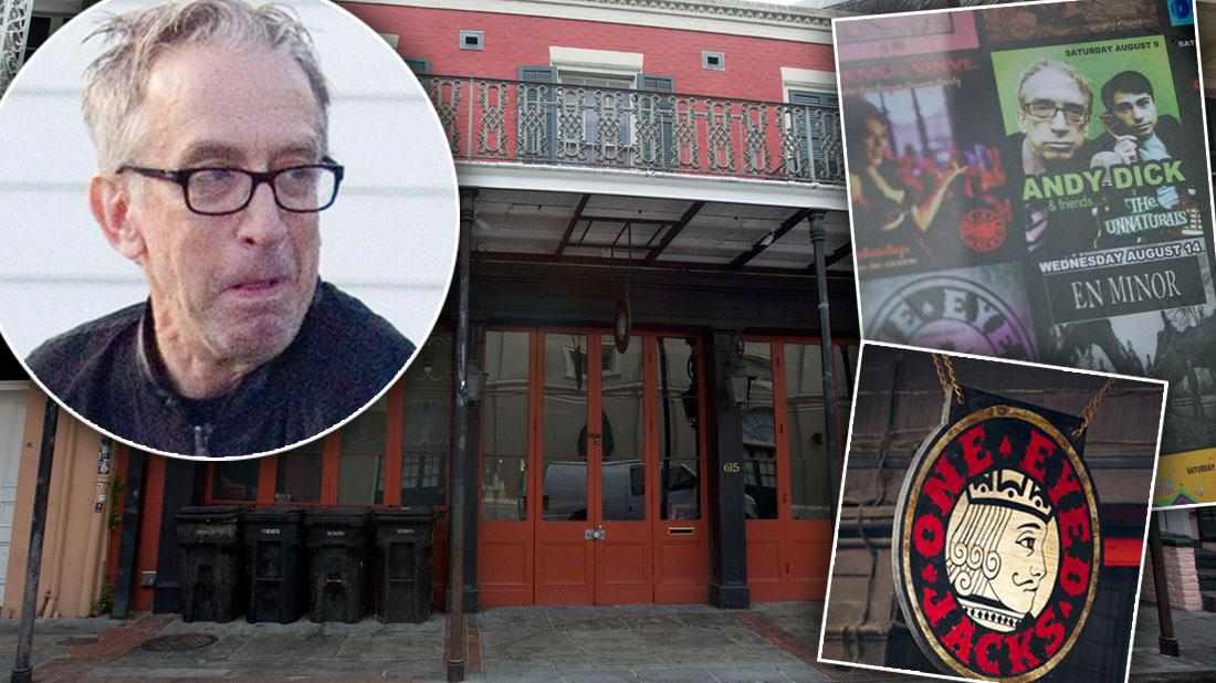 Andy Dick Claims He Was Assaulted Near New Orleans Club