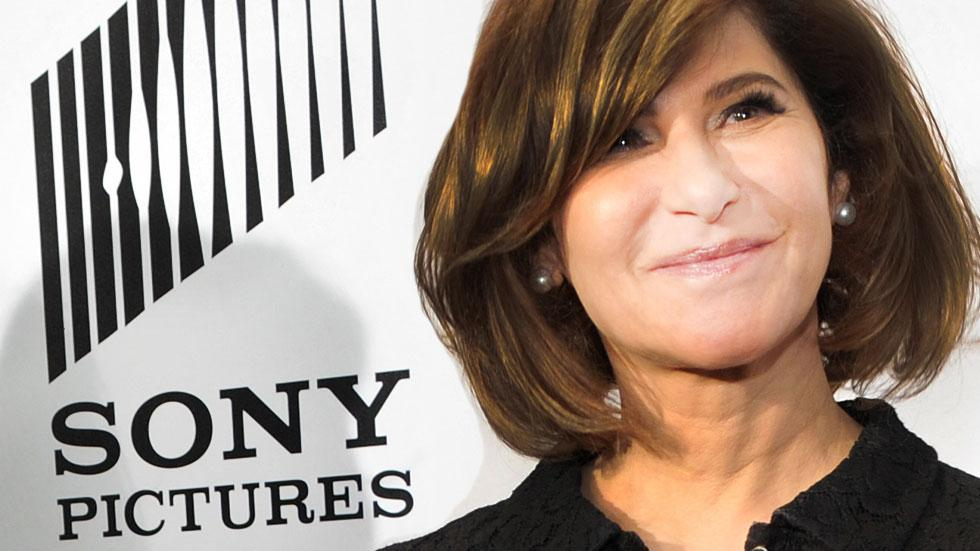 Amy Pascal Resigns As Sony Entertainment Chief