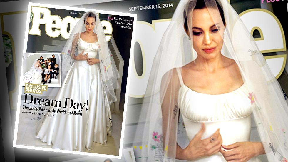//the big reveal brad pitt angelina jolie release intimate wedding album see the jaw dropping photos pp sl