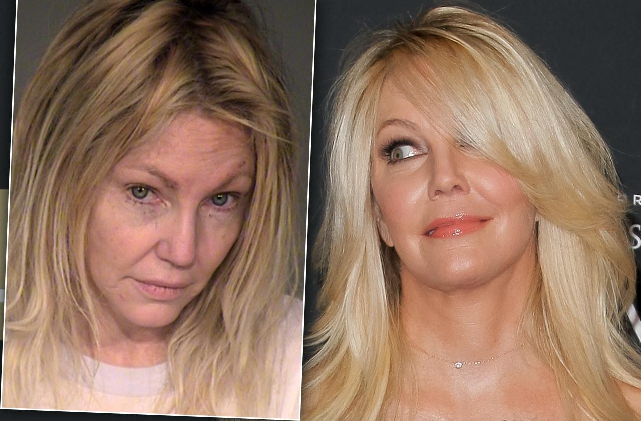 Heather Locklear Rehab After Arrest