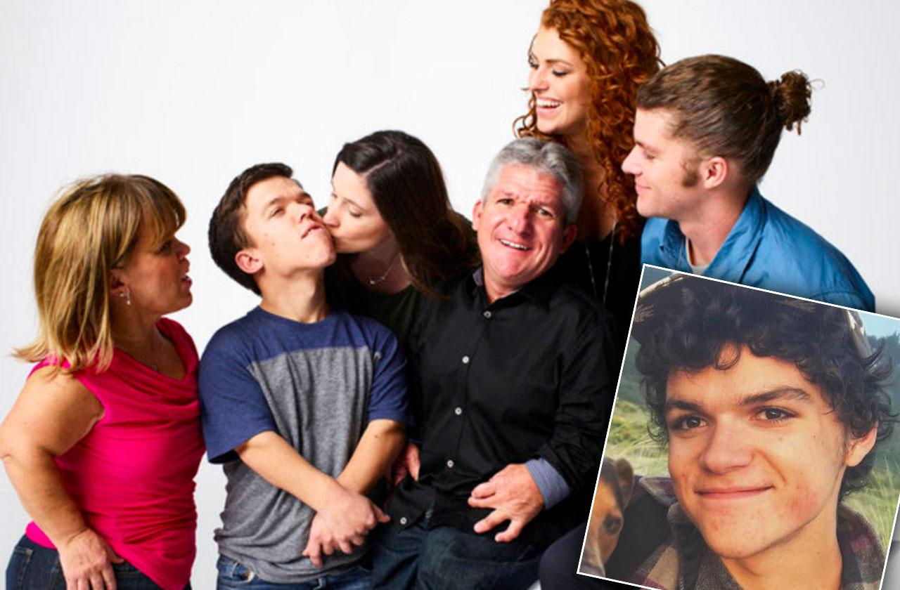 //little people big world family feud jacob roloff pp