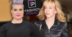 Kathy Griffin Kelly Osbourne Feud