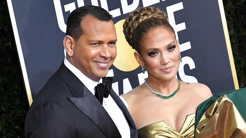 Jennifer Lopez Admits She and Alex Rodriguez Went to Therapy Amid COVID-19 Pandemic