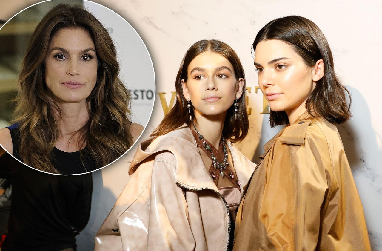 Cindy Crawford Warns Teen Daughter Kaia Gerber To Keep Her Distance From Kendall Jenner And The Kardashians