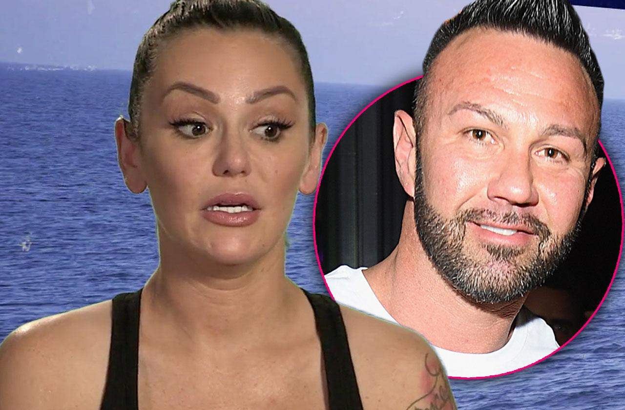 jenni Farley jwoww complained husband roger work schedule divorce jersey shore