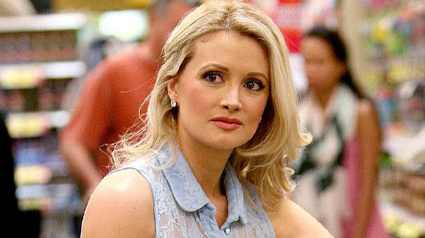 holly madison health crisis son forest birth