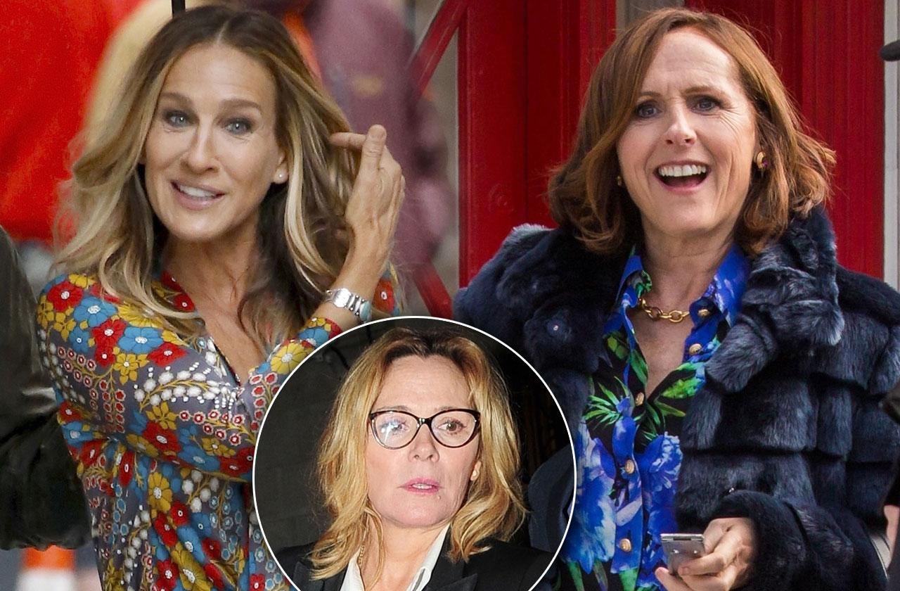 //Molly Shannon Defends Sarah Jessica Parker pp