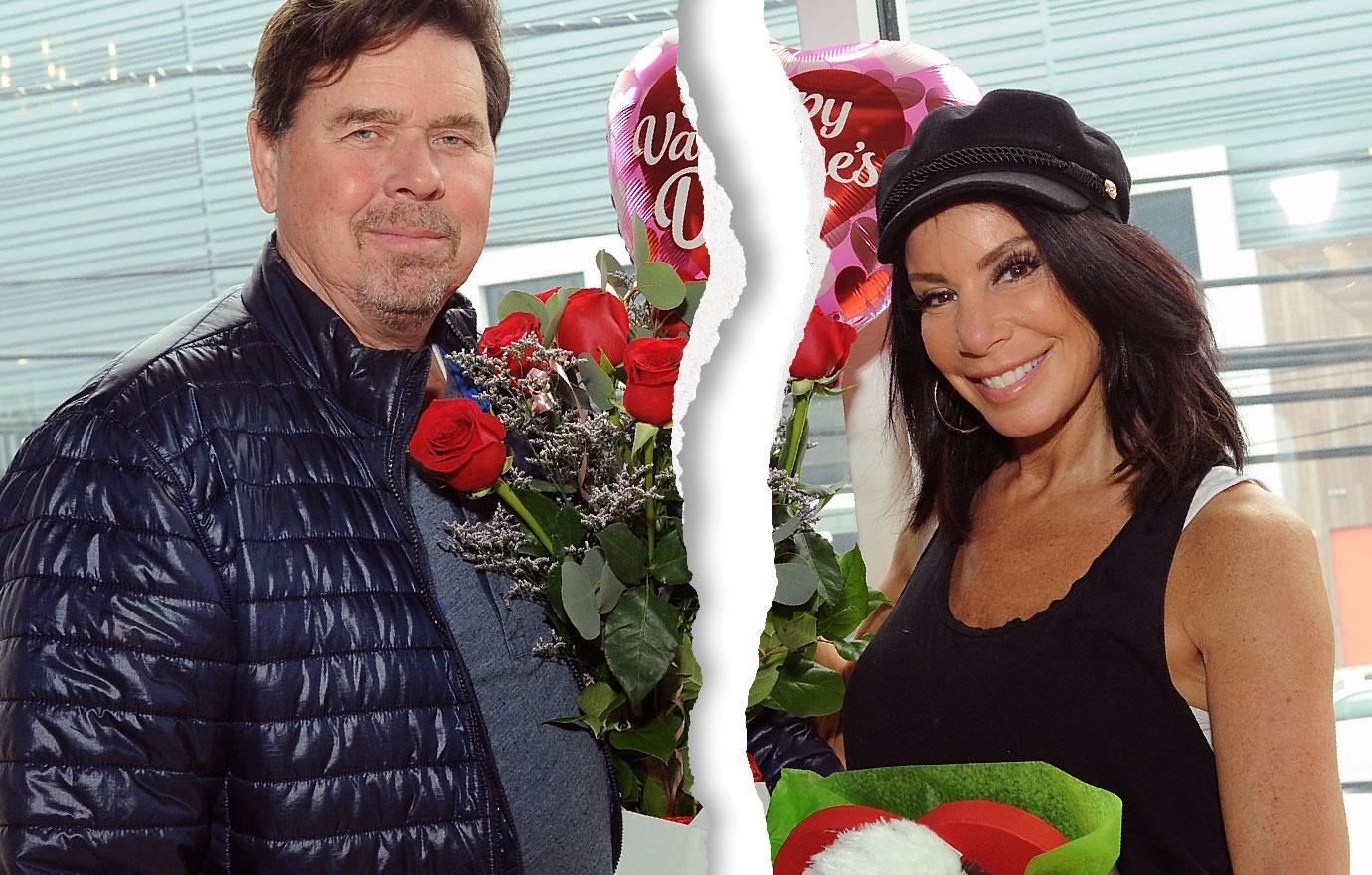 Danielle Staub And Husband Marty Caffrey Split