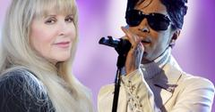 Stevie Nicks Thinks Singer Prince Might Have Committed Suicide
