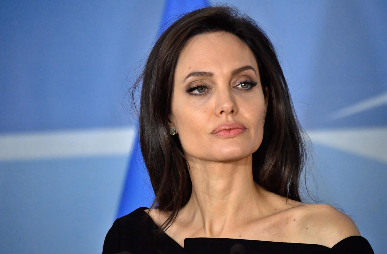 Angelina Jolie Charity Debt