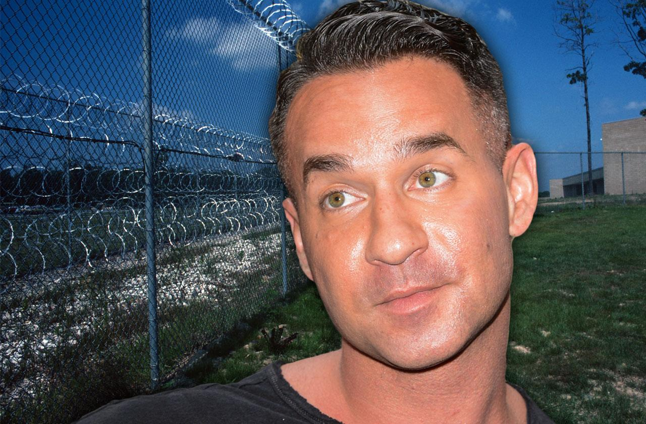 The Situation Sober Prison Mike Sorrentino