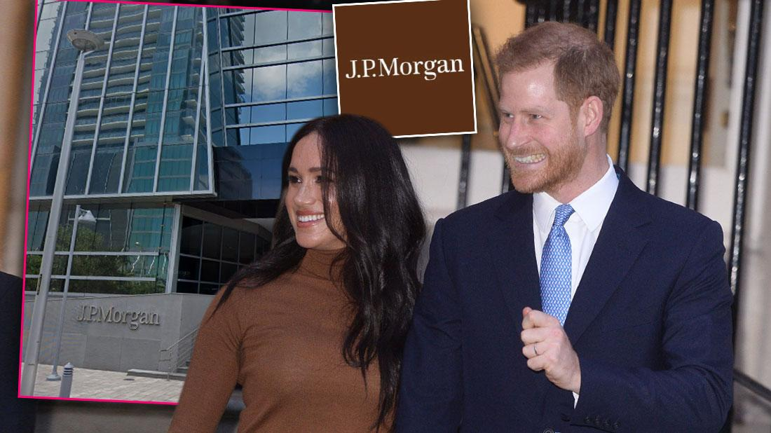 Prince Harry & Meghan Markle Set To Make Millions In First J.P. Morgan Speaking Engagement
