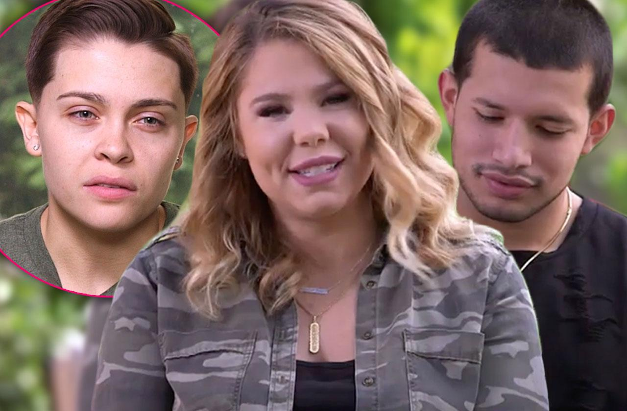 //kailyn lowry girlfriend javi marroquin cheating scandal teen mom  pp