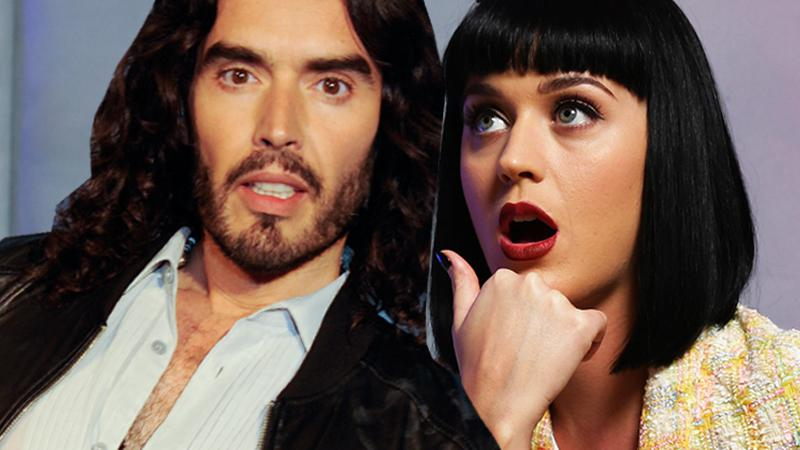 //russell brand and katy pp