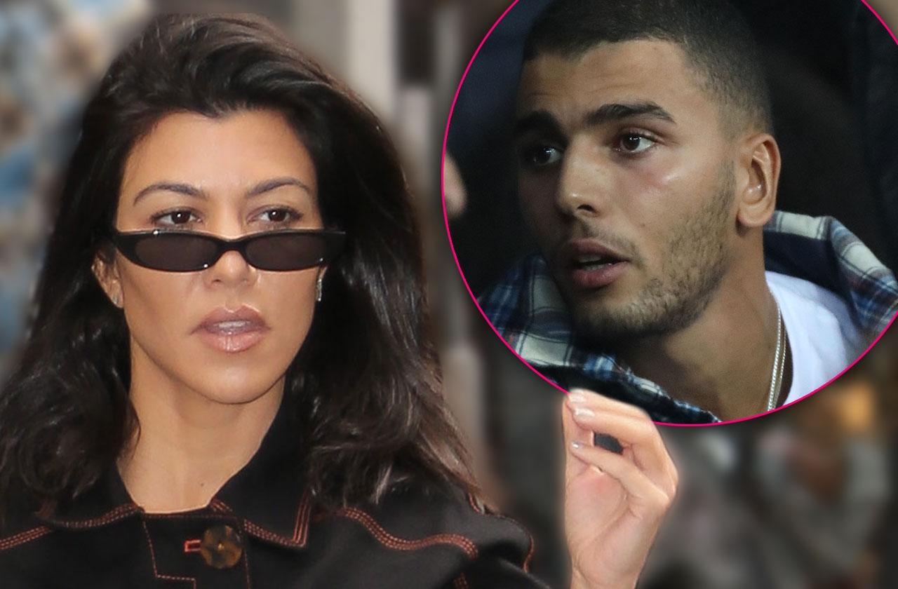 //Kourtney Kardashian Younes Bendjima Split pp