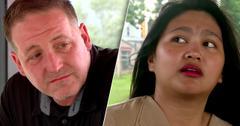 eric leida rosenbrook police protection death threats 90 day fiance