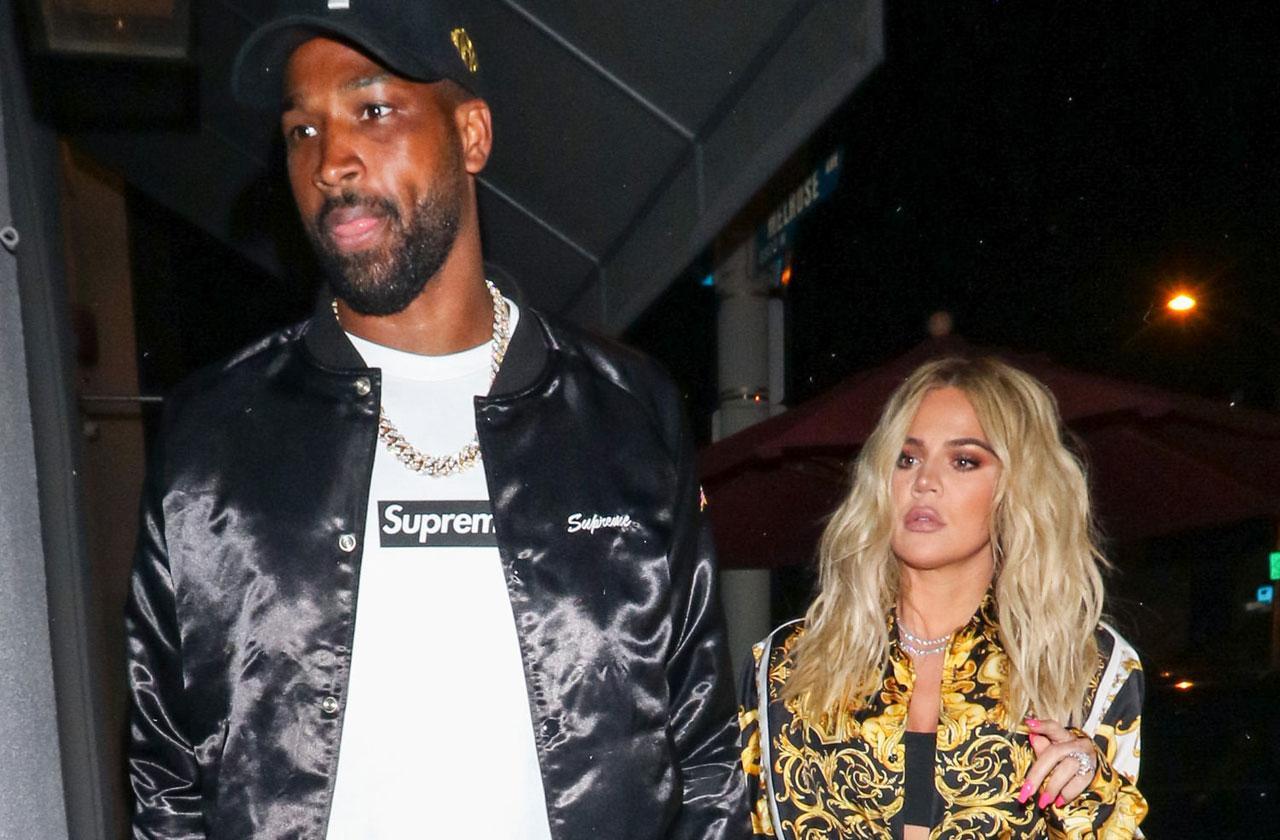Khloe Kardashian Following Tristan Thompson Cleveland Doesnt Trust