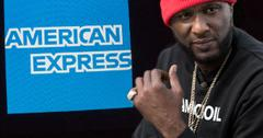 Lamar Odom Sued By American Express
