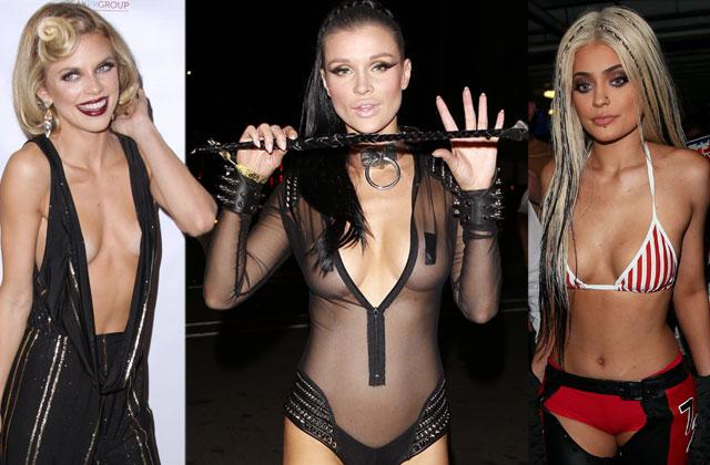 celebrity halloween costumes boobs naked butts x rated pics 2016