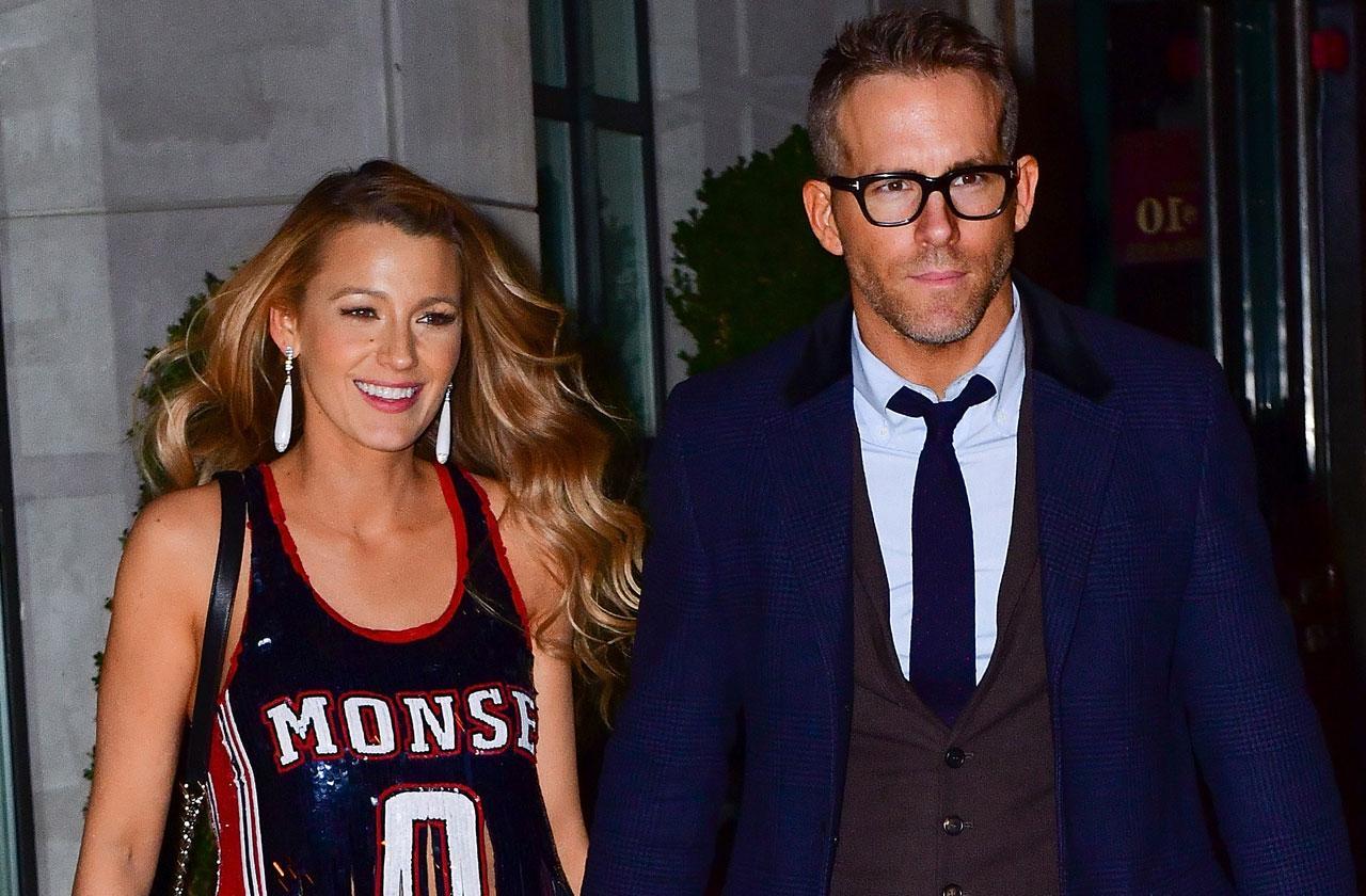 //Blake Lively Ryan Reynolds Ryan Gosling Photo pp