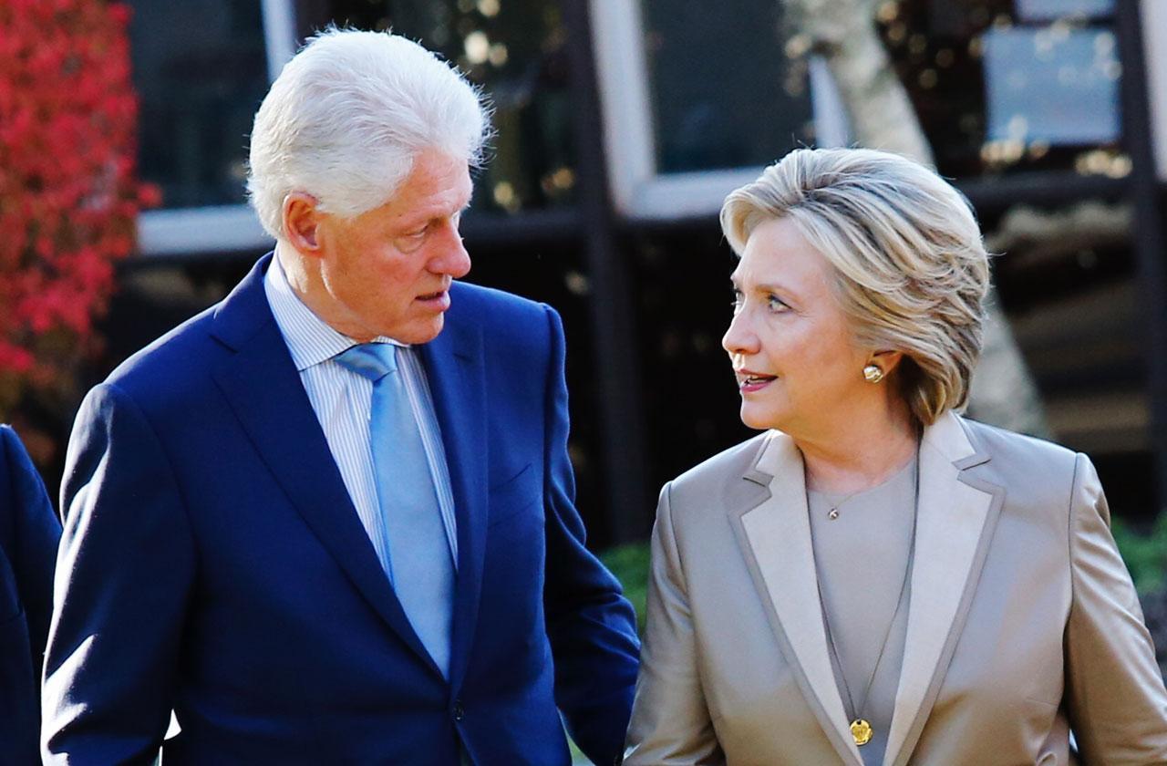 Bill Hillary Clinton Open Marriage