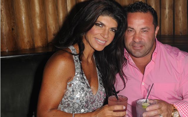 Teresa Giudice and Joe Giudice Prison Date