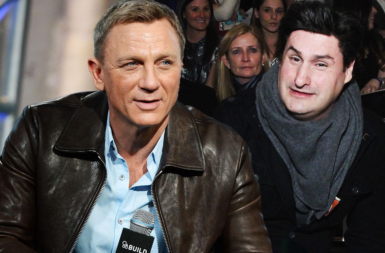 Daniel Craig James Bond No Nudity Contract