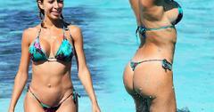 Farrah Abraham Takes Swim Maldives Bikini Body