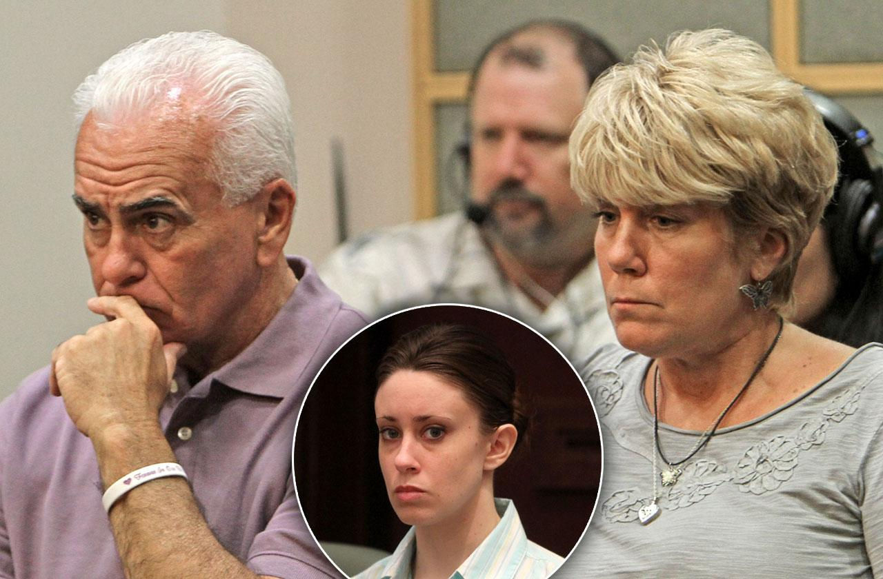 Casey Anthony Parents Cindy George Anthony Home Foreclosure