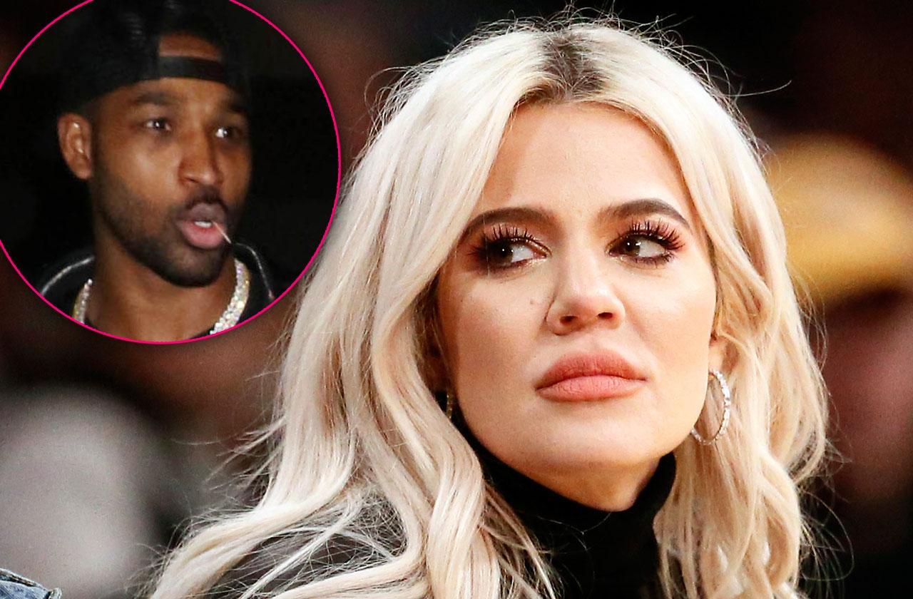 Tristan Thompson Likes Khloe Kardashian Instagram Photo Jordyn Woods Scandal