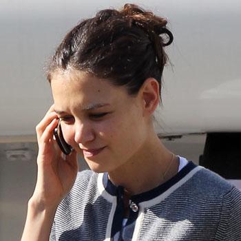 //katie holmes cell phone divorce_
