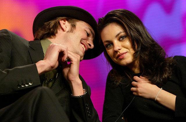 //Ashton Kutcher Mila Kunis Baby Two Pregnancy pp