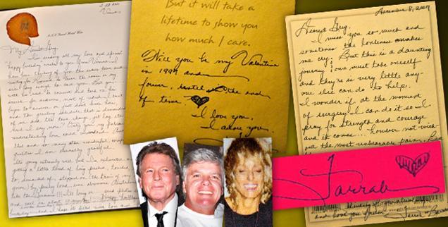 //farrah fawcett secret lover greg lott letters  wide