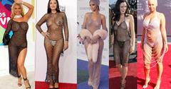 //Most Naked Dresses