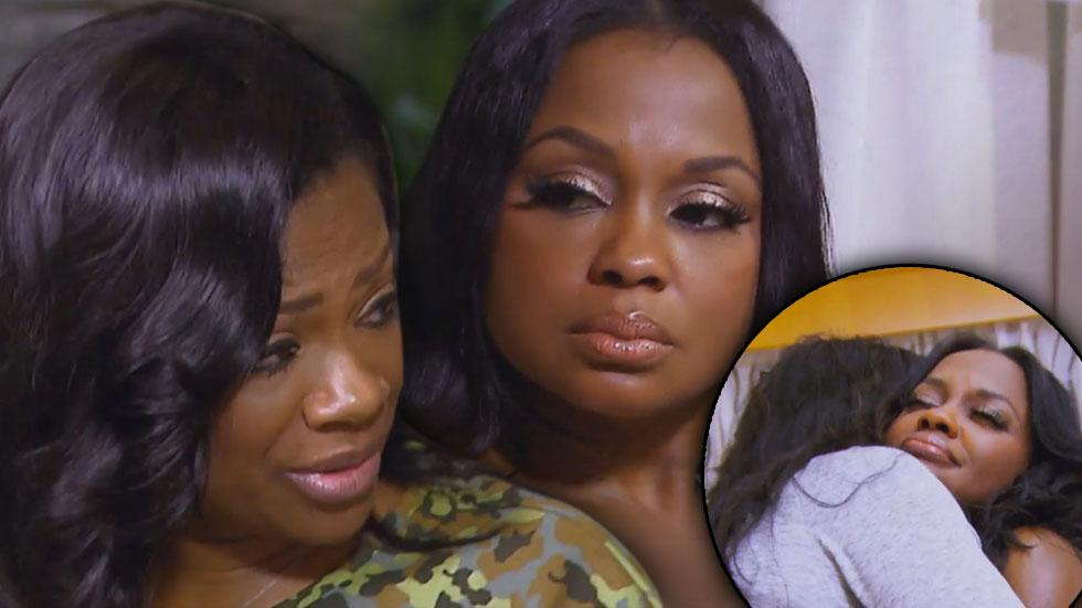 Phaedra Parks Fight