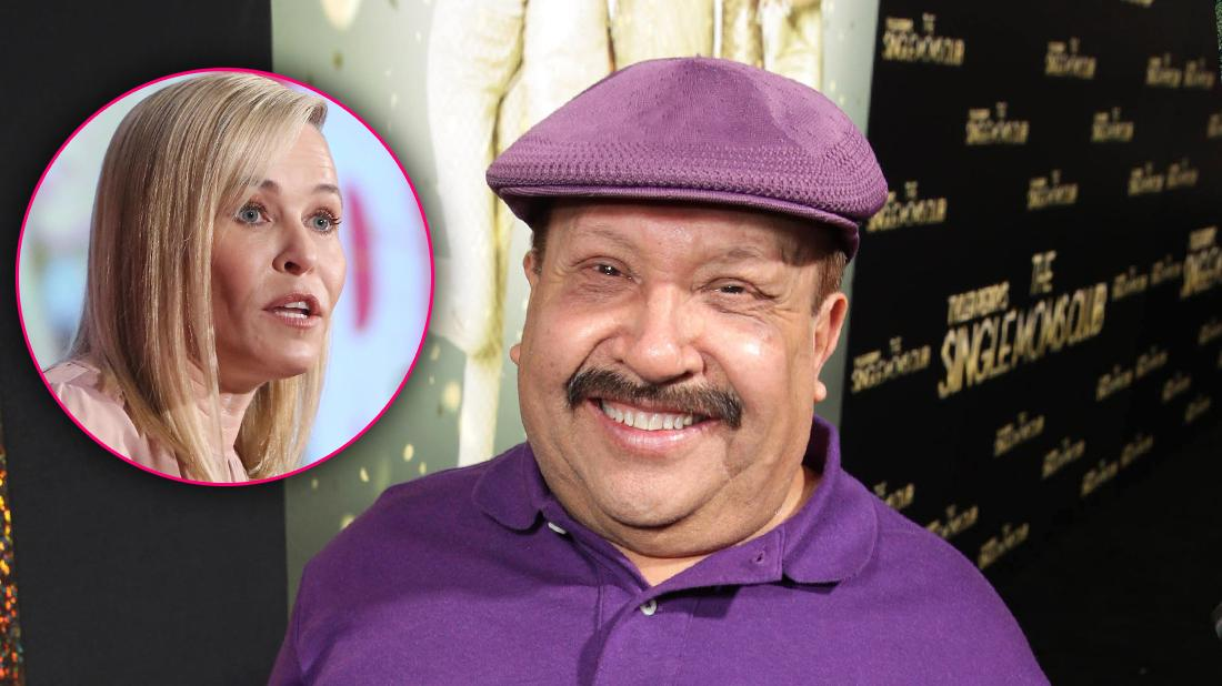 Chelsea Handler's Sidekick Chuy Bravo Died Of A Heart Attack