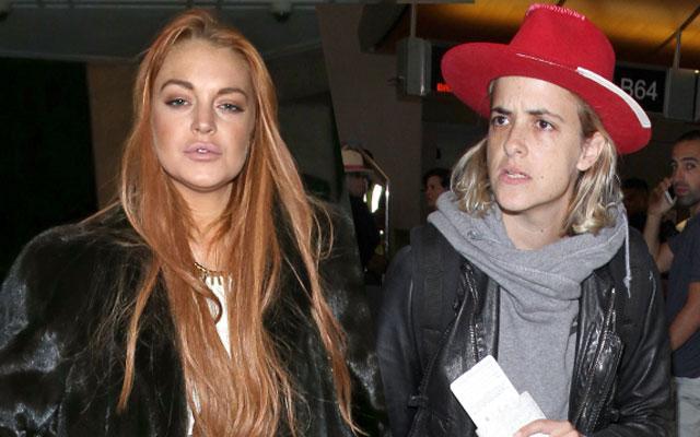 Lindsay Lohan Samantha Ronson Relationship
