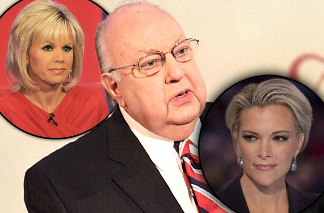 Fox News Sex Scandal Roger Ailes Harassment
