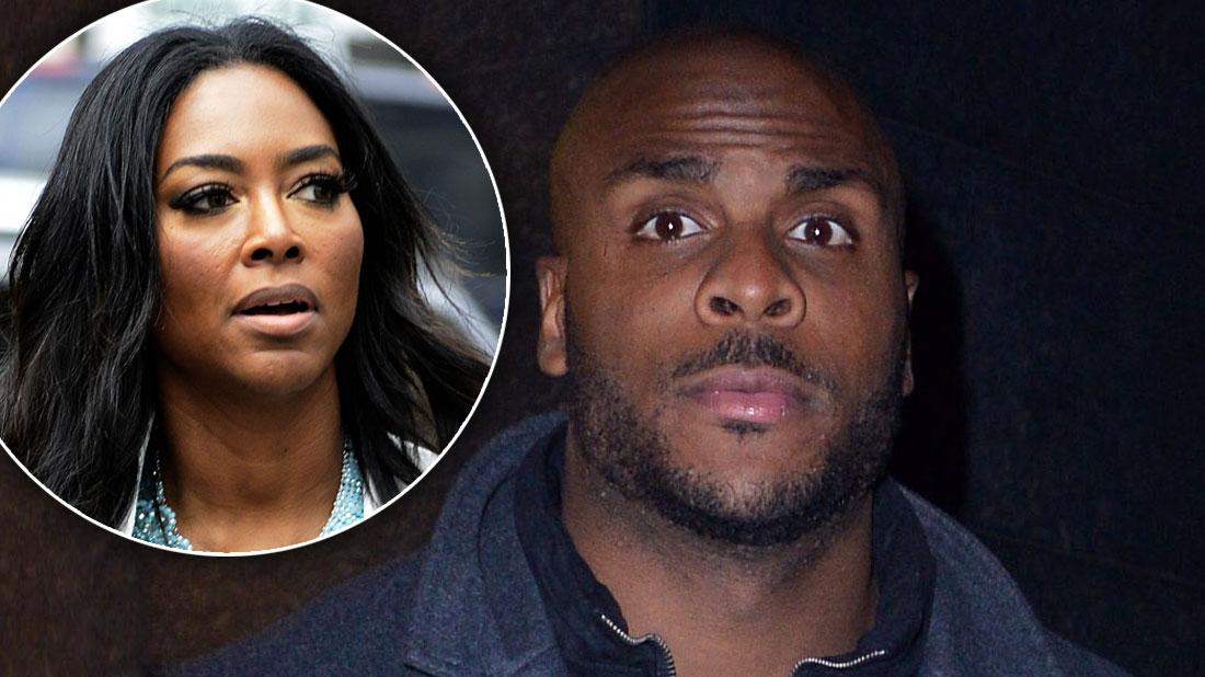 Kenya Moore Warrant Issued For Ex Matt Jordan's Arrest