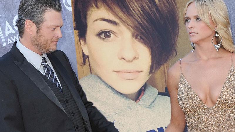 Blake Shelton Miranda Lambert Divorce Rumored Affair Cady Groves Brother