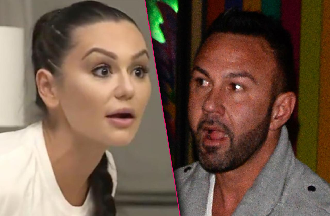 jwoww husband roger divorce police report fight