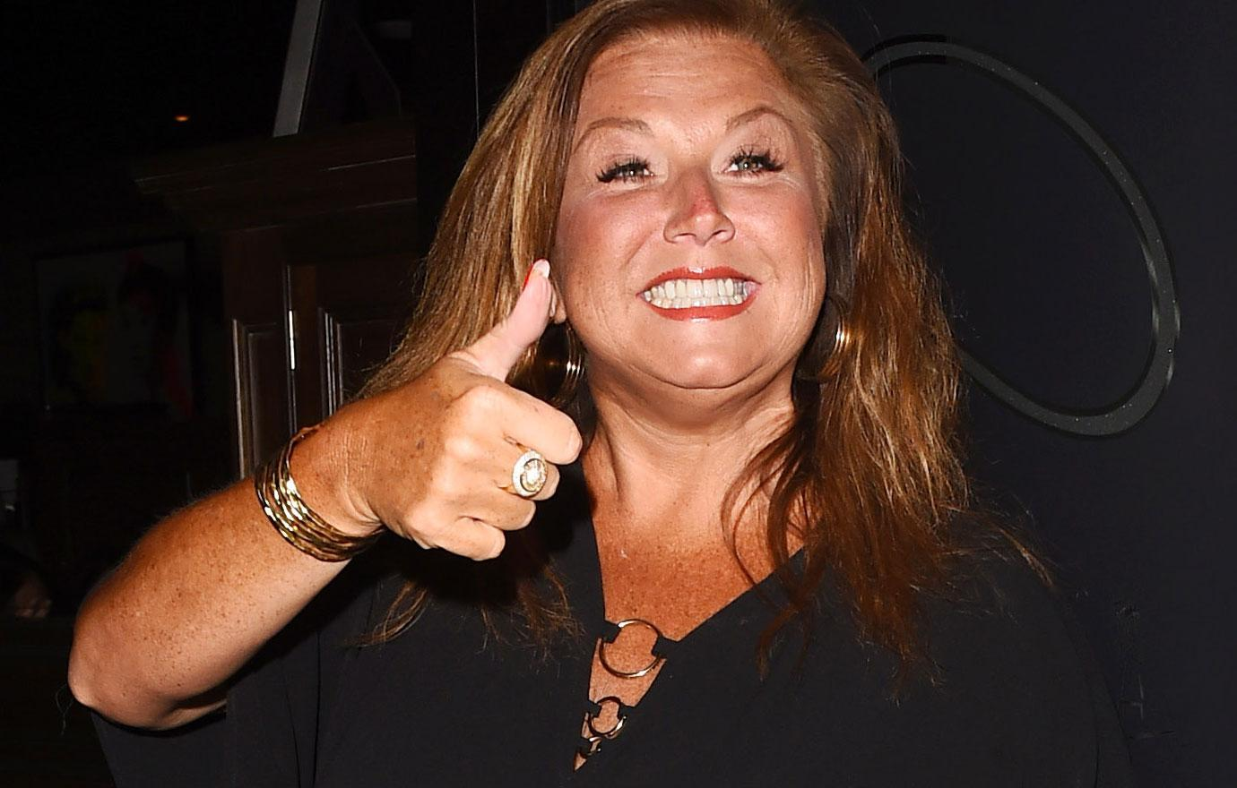 Cancer-Stricken Abby Lee Miller Teases Amazing News