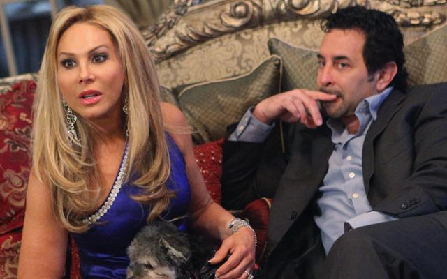 Adrienne Maloof Child Protective Services Targeting Ex-Husband Paul Nassif