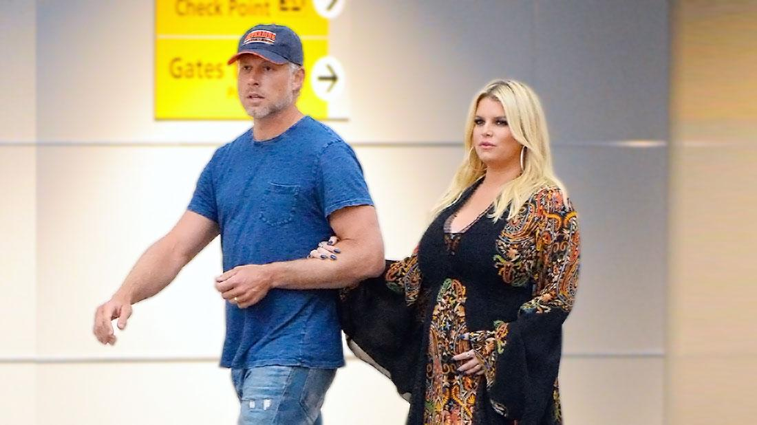 Greedy Jessica Demands Junk Food Eating Husband Eric Join Her In Post Baby Slimdown