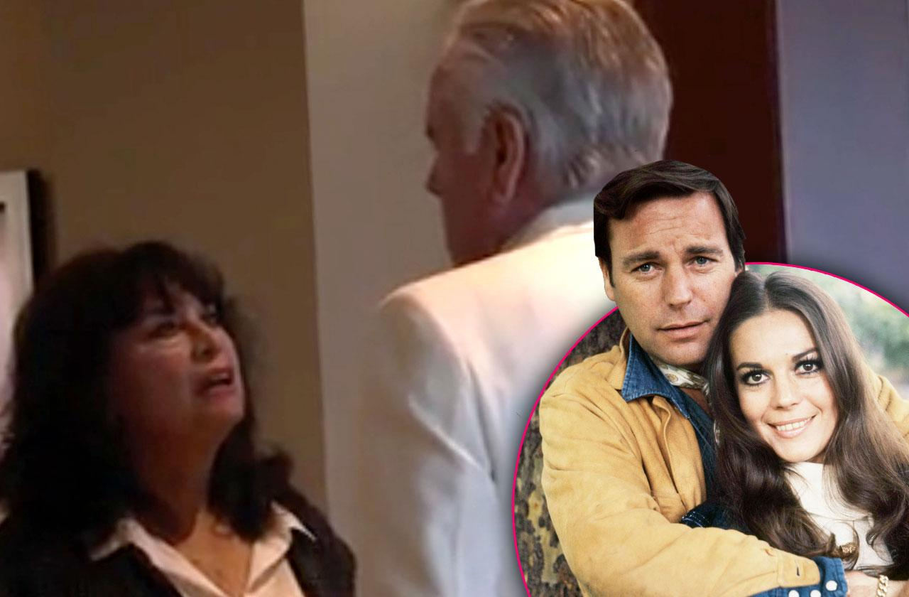 //Lana Wood Confronts Robert Wagner Video pp