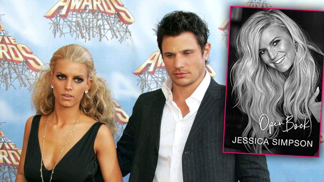 New Memoir Reveals Nick Lachey & Jessica Simpson Slept Together After Split