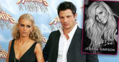 New Memoir Reveals Nick Lachey & Jessica Simpson Slept Together After Split