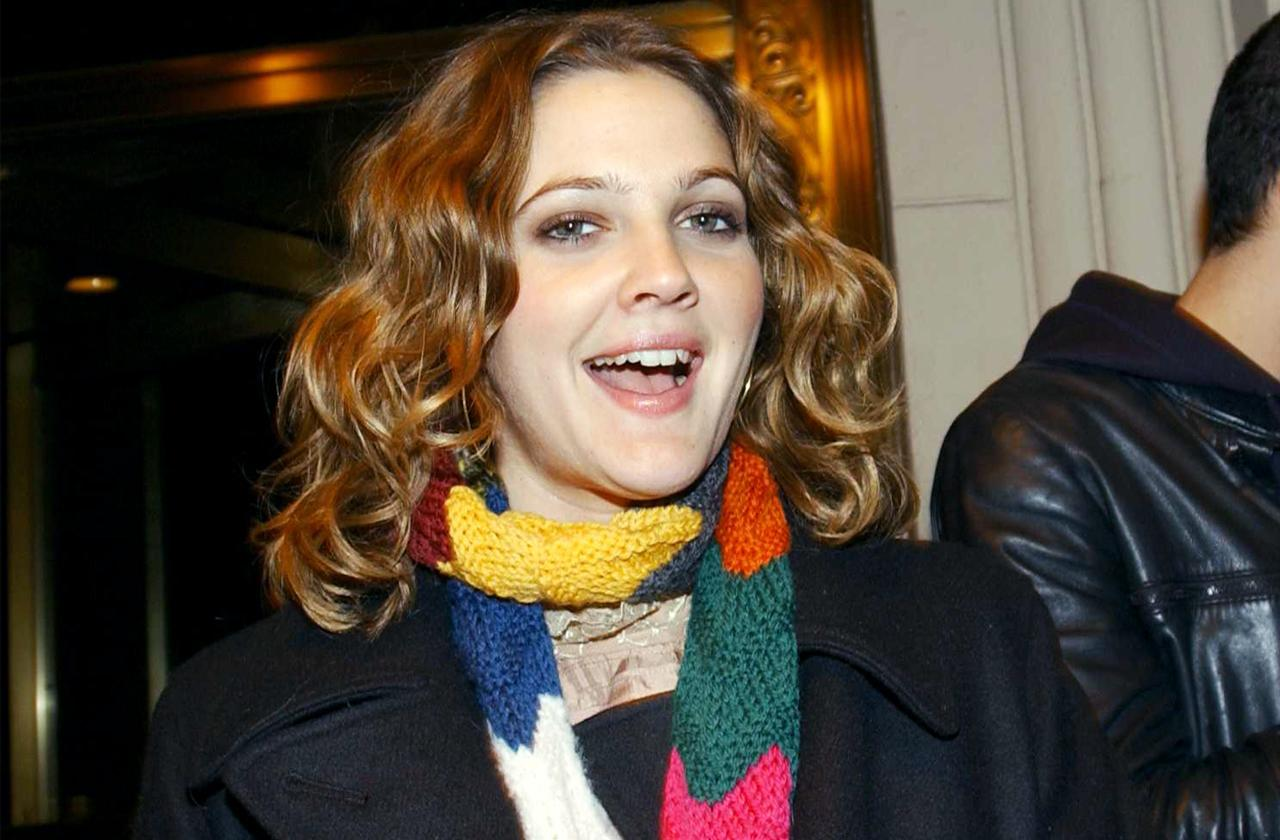 Drew Barrymore Talks About Her Drugs Nightmare