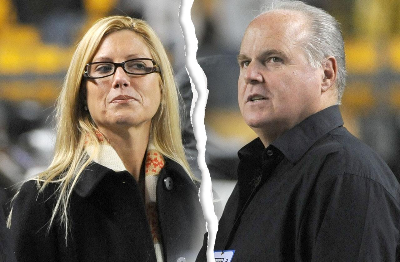 //rush limbaugh kathryn limbaugh divorce shocker pp